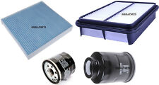 FOR MITSUBISHI ASX 1.8TD 10 11 12 13 SERVICE PARTS KIT OIL AIR FUEL CABIN FILTER