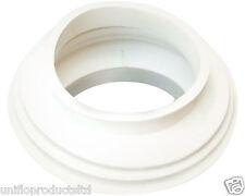 Uniflo Macerator rubber toilet wc connector for Saniflo toilet pumps.