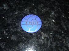 Aston Villa FC Vintage Button Ball Badge