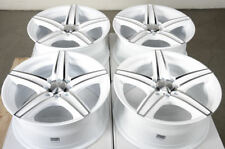 16 White Wheels Fits Honda Accord Civic Toyota Corolla Prius C Mini Cooper Rims