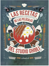 Book in physical The recipes of the Studio Ghibli movies: 1 (Cook & Play)