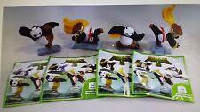 Kung Fu Panda Maxi Ei 2016 Komplettsatz