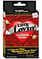 A Little Lovin The Adult Game 104 Cards Romance Couples Calexotics SE-2523-00-3