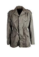 Dutch Combat Jacket Genuine Heavy Weight Olive Green OD Dutch NATO (+)Wool Liner