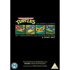 Teenage Mutant Ninja Turtles The Complete Seasons Series 1 & 2 + extra DVD Set