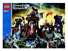 Lego Knights Kingdom 8877 Vladek's Fortress New Sealed