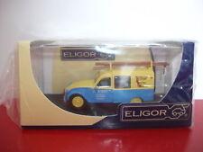 Citroën 3cv 3 cv electro ménager ELIGOR 1/43