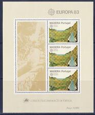 BLOC  Portugal  Madeira  Europa 1983