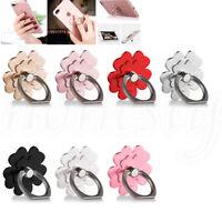 Lucky Flower Holder 360° Ring Stand Finger Grip Bracket For Phone Holder Mount