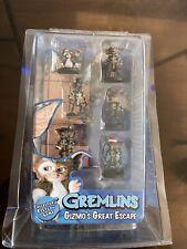 NECA Gremlins ?Gizmo?s Great Escape? Collector?s Edition Game 2010 Wizkids NEW