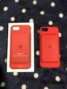 Apple Smart Battery Case IPhone 7 Red