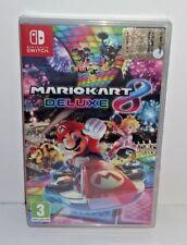 Mario Kart 8 Deluxe - (Nintendo Switch, 2017)