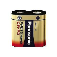 Panasonic Photo Lithium Battery Crp2l X 1