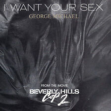 GEORGE MICHAEL I Want You Sex 45
