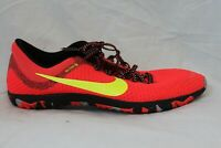Nike Rival XC Men's Cross Country Track Spikes Pink Yellow Women's MSRP $65 NEW