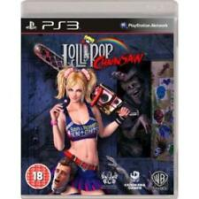 Lollipop Chainsaw (PS3) VideoGames