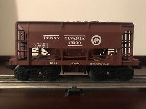 Lionel #19300, Pennsylvania Railroad Ore Car, ca. 1987