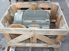 WEG 250S/M 0299 AR47158 KTE45 100HP 75Kw Electric Motor. 3-Phase 4 pole 510kg