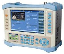 Medidor de campo HD DVB-T/C/S, ATSC, ISDB-T/Tb y analogico DTVLINK-3 ISDB