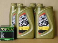 Agip ENI   I-Ride 10W-60 Racing Öl / Filter MV Agusta F4 alle Modelle Bj 00- 05