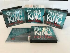 Stephen King -  Lisey's Story - Complete and Unabridged Audio 16 Cd Book