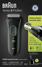 Braun Series 3 ProSkin 3050cc Electric Shaver For Men - New!!! (CR)