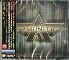 AMMUNITION-S/T-JAPAN CD BONUS TRACK F83
