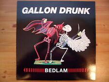 "GALLON DRUNK - BEDLAM - 12"" VINYL SINGLE"