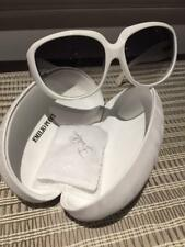 84c7f2875e Emilio Pucci Luxury Sunglasses EP615S White Black Retro Accessory New