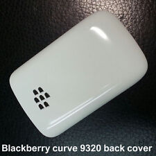100% Genuine Blackberry Curve 9320 Back Battery Cover Fascia Housing - White