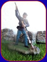 Forces o Valor Union Infantry ACW 6 listed 54mm Civil War w/Conte Barzso Britain