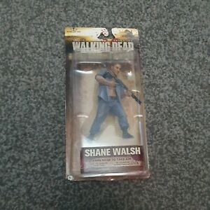 "MCFARLANE 5"" AMC THE WALKING DEAD TV SERIES 2 SHANE WALSH ACTION FIGURE"