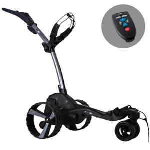 MGI Zip Navigator  (Lithium} Electric Golf Buggy (Titanium)