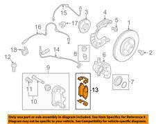 MINI OEM 13-16 Cooper Countryman Brake-Front Pads 34119804735