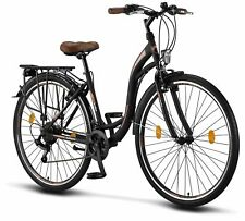 24 26 28 Zoll Damen Herren Kinder Fahrrad StVZO Citybike Shimano 21 Gangschaltun