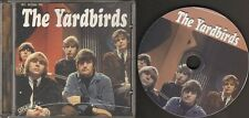 YARDBIRDS 18 track NEW PHOTO CD Jeff Beck Eric Clapton For Your Love Boom Boom