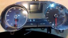 SEAT Ibiza MK5 Speedo Reloj Cuadro De Instrumentos diales 6J0920904K Original (3820)