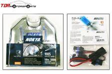 NOKYA Cosmic White 5000K Halogen Light Bulbs+Wire Harnesses 9005 HB3 100W