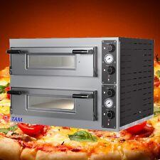 Pizzaofen TAM-PO44 - 2 Kammern 660x660 D1