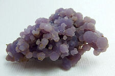 Purple Purple Grape Chalcedony Agate Cluster From Indonesia 21.2 Grams