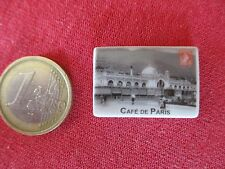 FEVE  PUB PERSO COSTA MONACO CAFE DE PARIS