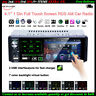 4''1 Din Car Radio Full Touch Screen 2USB MP5 Player Stereo AM RDS FM Bluetooth