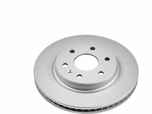 For 2009-2017 Chevrolet Traverse Brake Rotor Front Power Stop 48936ZW 2010 2011