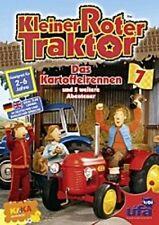 """KLEINER ROTER TRAKTOR """"TEIL 7 DAS KARTOFFELRENNEN"""" DVD"""