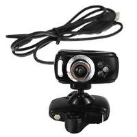 USB 3 LEADs 30M Mega HD Webcam Camera + Mic for PC Desktop Win 7 8 CS
