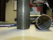 Tubo in fibra carbonkevlar3k x costruzioni modellistiche est24 int22 lung.1000mm