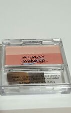 ALMAY Wake up Blush & Highlighter with angled brush # 030 Berry/ Bale