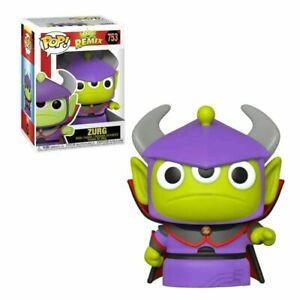 Funko Pop! Pixar ALIEN Remix - ZURG #753 TOY STORY 2 Vinyl Figure HTF RARE!