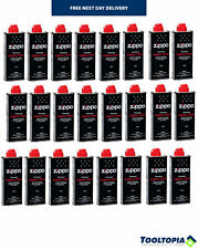 More details for zippo premium lighter fuel fluid 125 ml pack of 24