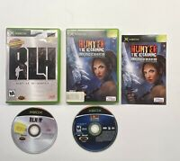 Hunter: The Reckoning -- Redeemer & RLH Hunt Or Be Hunted (Microsoft OG Xbox